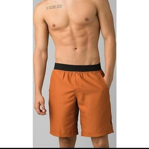 Prana mojo lightweight shorts, large